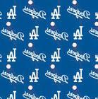 Los Angeles Dodgers MLB Baseball Sports Team Cotton Fabric P