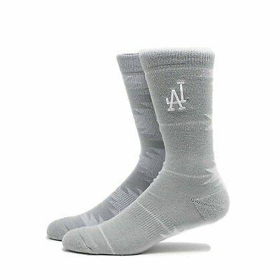 Los Angeles Dodgers PKWY by Stance Clubhouse Collection Socks