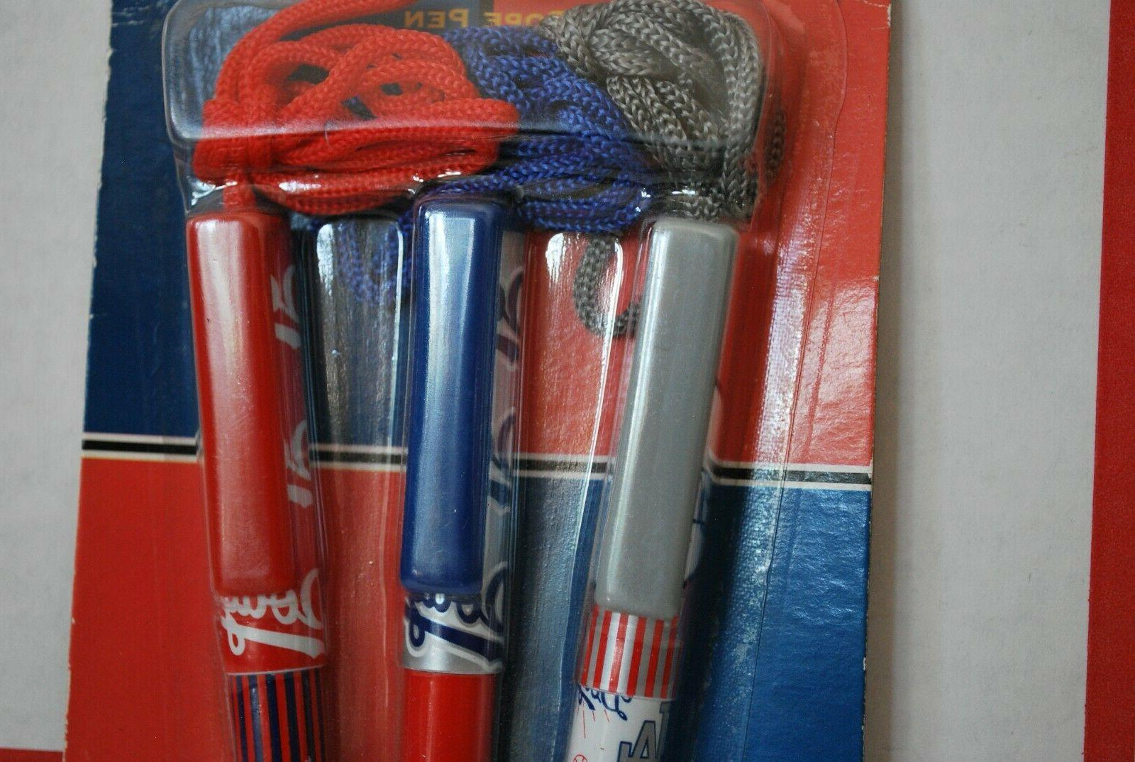 Los Angeles Dodgers Officially Packs Ballpoint Rope