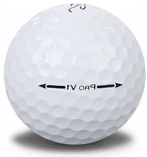Los ProV1 MLB Golf Balls pack