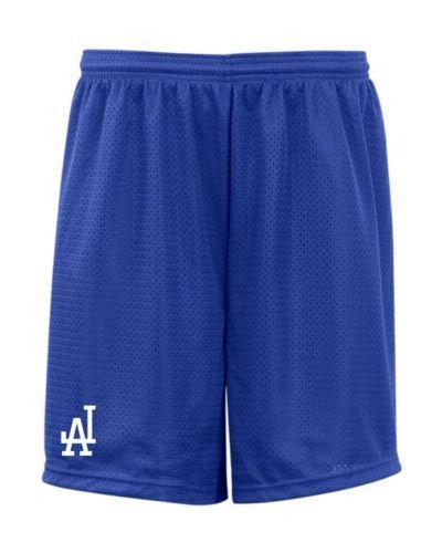 los angeles dodgers shorts size medium pants
