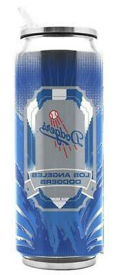Los Angeles Dodgers Stainless Steel 16.9oz Thermo Can  Mug T