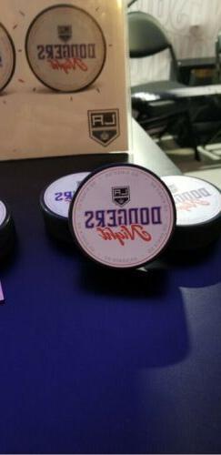 Los Angeles Kings Puck LA Dodgers Hockey 2020