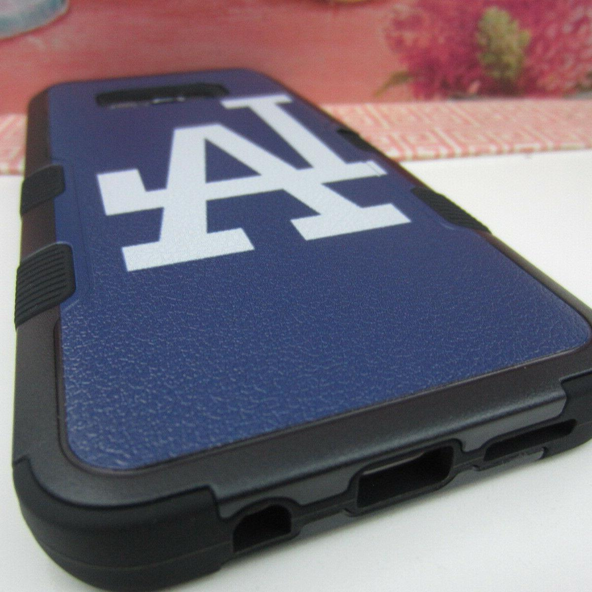 los angeles la dodgers rugged impact armor