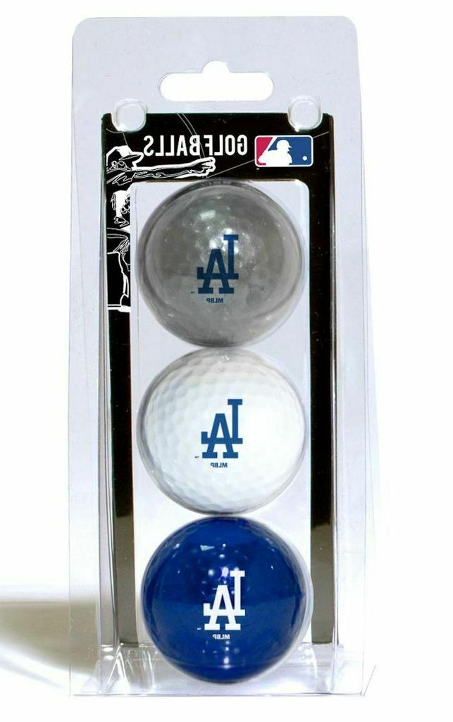 mlb los angeles dodgers 3 pack of