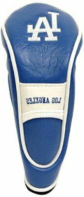 MLB Los Angeles Dodgers Hybrid Head Cover, Blue