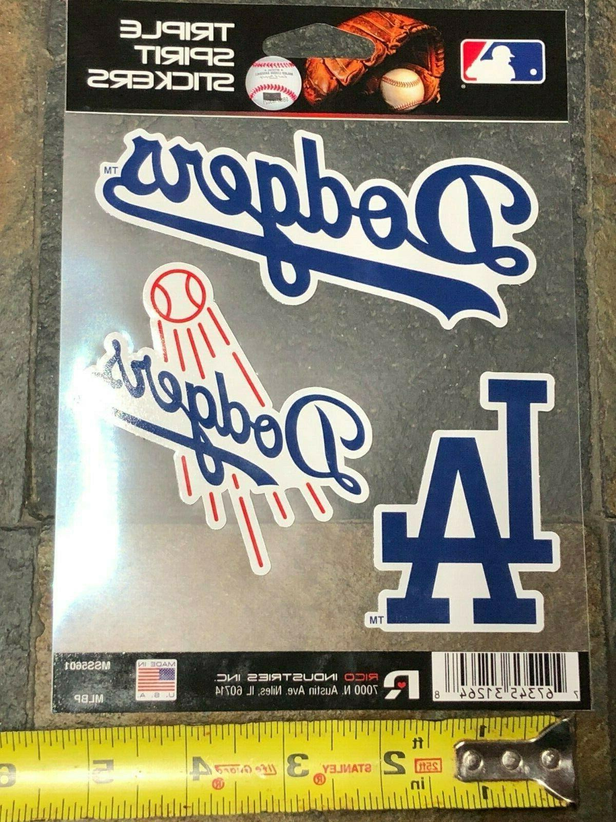 Triple Spirit Dodgers