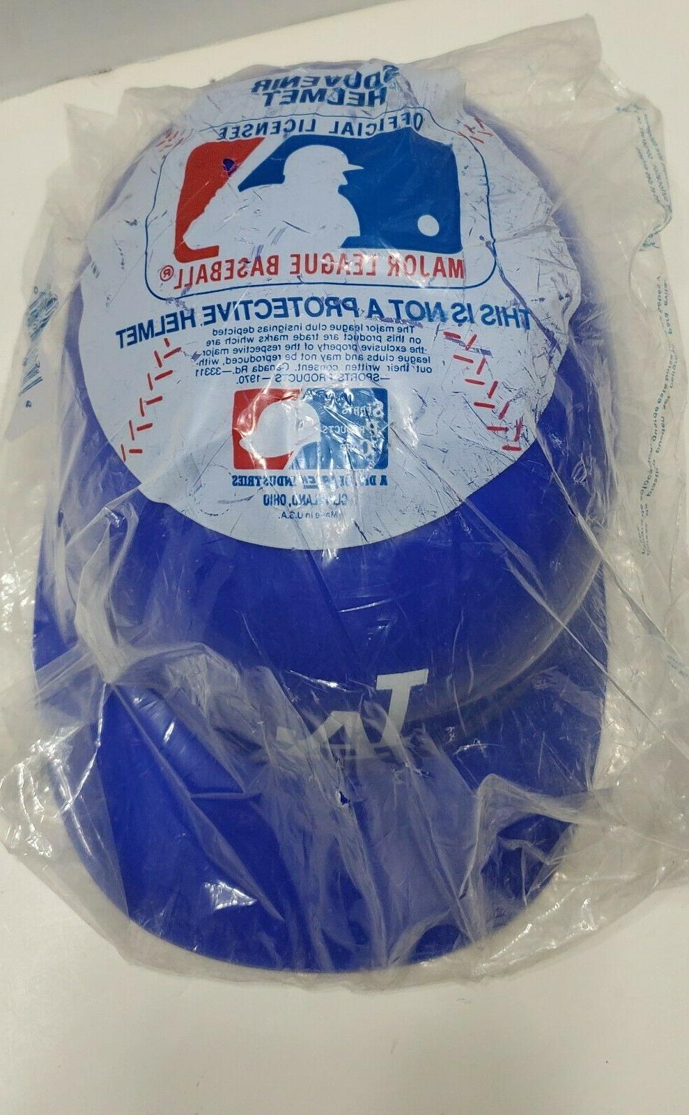 Vintage LA Baseball Helmet