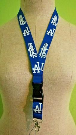 LA  Dodgers  Lanyard Key-chain  Key-ring MLB Los Angeles dod
