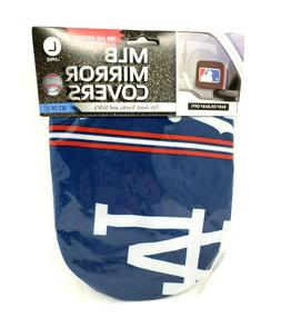 LA Dodgers Side View Mirror Cover Socks Car Truck Auto Large