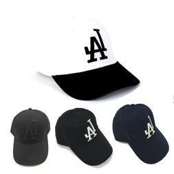 INSTOCK WHITE LA Los Angeles Dodgers Baseball Caps Ball Caps