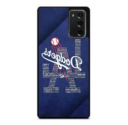 LA LOS ANGELES DODGERS Samsung S10 S20 Ultra Note 8 9 10 20