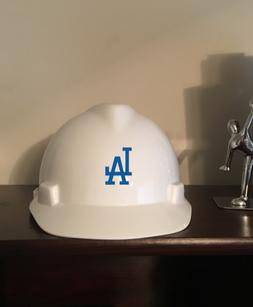 Los Angeles Chargers Pyramex  Ridgeline Cap Style Hard Hat