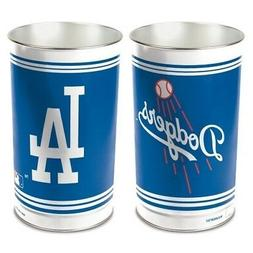 LOS ANGELES DODGERS ~  Official MLB 15 Inch Wastebasket Tras