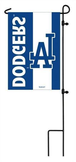 "Los Angeles Dodgers 18"" x 12 1/2""  Embellish 2 Sided Team Ga"