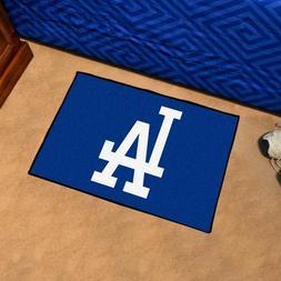 """Los Angeles Dodgers 19"""" X 30"""" Starter Area Rug Floor Mat"""