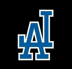 Los Angeles Dodgers 2 PACK Die Cut Decal Sticker - You Choos