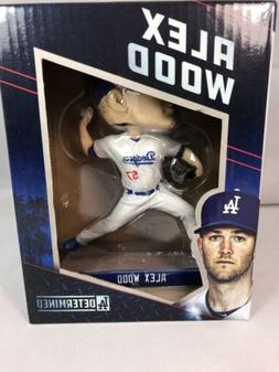 Los Angeles Dodgers 2018 Alex Wood Bobblehead  SGA-- NEW IN
