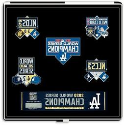 Los Angeles Dodgers 2020 World Series Champions 5-Piece Boxe
