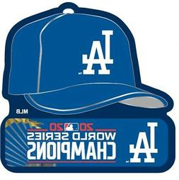 Los Angeles Dodgers 2020 World Series Champions Baseball Cap