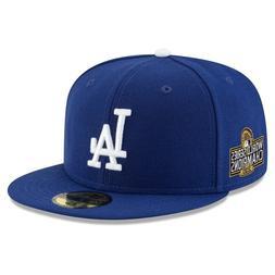 Los Angeles Dodgers New Era 2020 World Series Champions 59FI