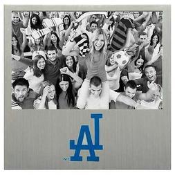 "Los Angeles Dodgers 4"" x 6"" Aluminum Picture Frame"
