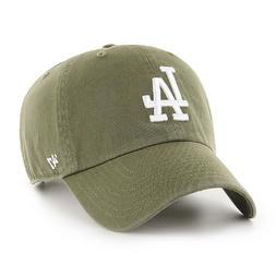 Los Angeles Dodgers 47 Brand Sandalwood Green Clean Up Adjus