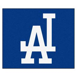 Los Angeles Dodgers 5' X 6' Tailgater Area Rug Floor Mat