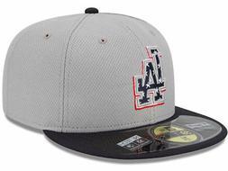 Los Angeles Dodgers New Era 59FIFTY Baseball MLB July 4th St