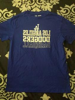 Los Angeles Dodgers Adult sz M Sleepwear T-shirt- Unisex. Ne