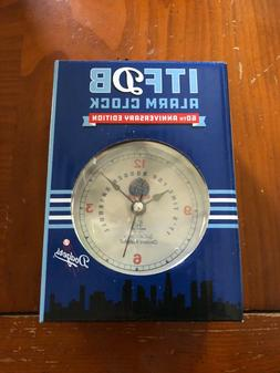 Los Angeles Dodgers Alarm Clock ITFDB SGA 4/24/2018 60th Ann