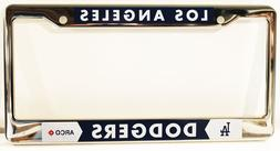 Los Angeles Dodgers Arco License Plate Frame