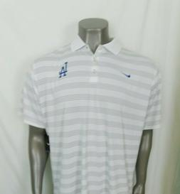 Los Angeles Dodgers Nike Authentic Performance Team Polo New