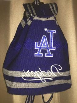Los Angeles Dodgers Backpack Mexican handmade Indian Style C