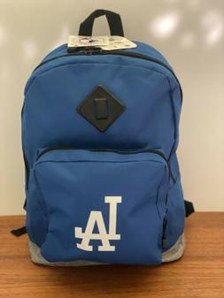Los Angeles Dodgers Backpack Schoolbag Laptop Travel Officia