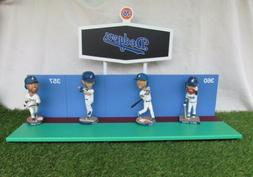 Los Angeles Dodgers Baseball Bobblehead Outfield Wall Big Sc