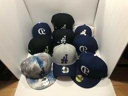 NEW ERA LOS ANGELES DODGERS BASEBALL CAP HATS SNAPBACKS MLB