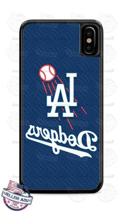 Los Angeles Dodgers Baseball Design Phone Case Cover for iPh