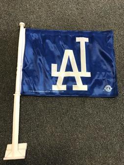 Los Angeles Dodgers Car Flag, MLB Licensed