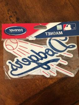 FOREVER COLLECTIBLES LOS ANGELES DODGERS CAR MAGNET