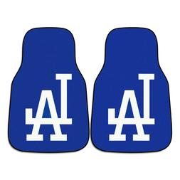 los angeles dodgers carpet car