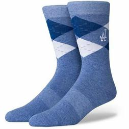 Los Angeles Dodgers Case Crew Socks - Royal