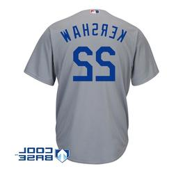 Los Angeles Dodgers Clayton Kershaw #22 New Cool Base Men's