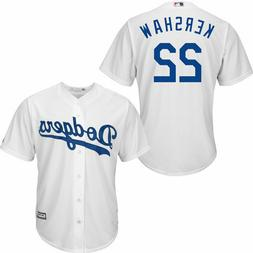 Los Angeles Dodgers Clayton Kershaw #22 New Cool Base Men's