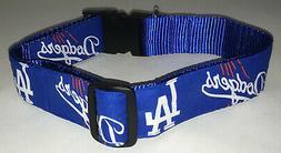 Los Angeles Dodgers COLLAR L Baseball Fan Game Gear Team Pro
