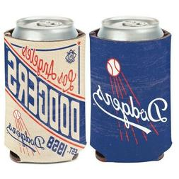 LOS ANGELES DODGERS COOPERSTOWN COLL. NEOPRENE CAN BOTTLE CO