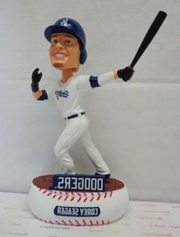 Los Angeles Dodgers Corey Seager 5 Baller Player Bobble Head