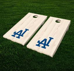 Los Angeles Dodgers Cornhole Decal Vinyl MLB Baseball Car Wa