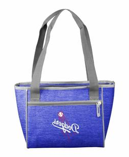 Los Angeles Dodgers Cross Hatch Cooler Tote Bag
