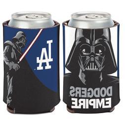 Los Angeles Dodgers DARTH VADER Can Cooler 12 oz. Star Wars